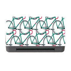 Bicycle Cycling Bike Green Sport Memory Card Reader With Cf by Mariart