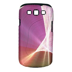 Light Means Net Pink Rainbow Waves Wave Chevron Samsung Galaxy S Iii Classic Hardshell Case (pc+silicone) by Mariart
