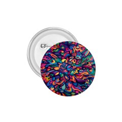 Moreau Rainbow Paint 1 75  Buttons by Mariart