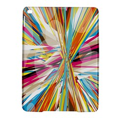 Illustration Material Collection Line Rainbow Polkadot Polka Ipad Air 2 Hardshell Cases by Mariart