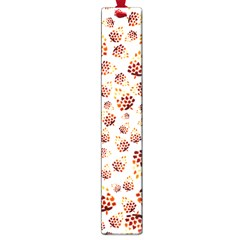 Pine Cones Pattern Large Book Marks by Mariart