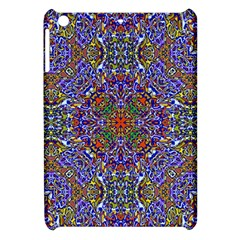 Oriental Pattern 01a Apple Ipad Mini Hardshell Case by MoreColorsinLife