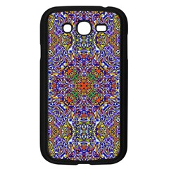 Oriental Pattern 01a Samsung Galaxy Grand Duos I9082 Case (black) by MoreColorsinLife