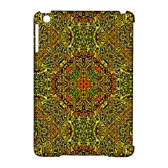 Oriental Pattern 01b Apple Ipad Mini Hardshell Case (compatible With Smart Cover) by MoreColorsinLife