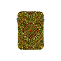 Oriental Pattern 01b Apple Ipad Mini Protective Soft Cases by MoreColorsinLife