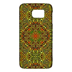 Oriental Pattern 01b Galaxy S6 by MoreColorsinLife