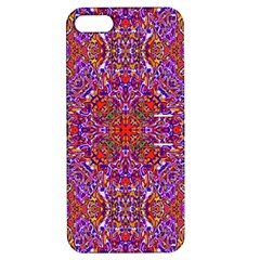 Oriental Pattern 01c Apple Iphone 5 Hardshell Case With Stand by MoreColorsinLife