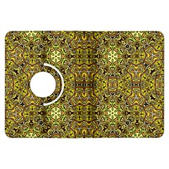 Oriental Pattern 02a Kindle Fire Hdx Flip 360 Case by MoreColorsinLife