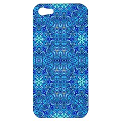 Oriental Pattern 02b Apple Iphone 5 Hardshell Case by MoreColorsinLife
