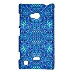 Oriental Pattern 02b Nokia Lumia 720 by MoreColorsinLife