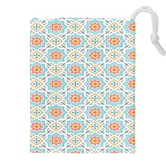 Star Sign Plaid Drawstring Pouches (xxl) by Mariart