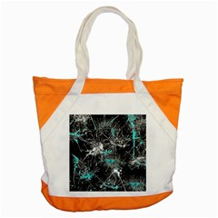 Color Fun 03a Accent Tote Bag by MoreColorsinLife