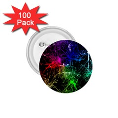 Color Fun 03b 1 75  Buttons (100 Pack)  by MoreColorsinLife