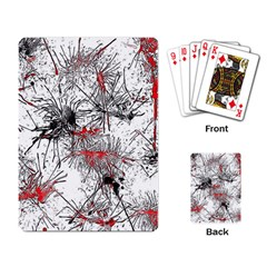 Color Fun 03d Playing Card by MoreColorsinLife