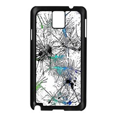 Color Fun 03f Samsung Galaxy Note 3 N9005 Case (black) by MoreColorsinLife