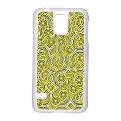 Broken Pattern D Samsung Galaxy S5 Case (white) by MoreColorsinLife