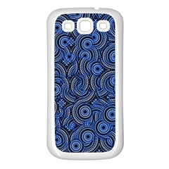 Broken Pattern C Samsung Galaxy S3 Back Case (white) by MoreColorsinLife