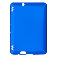 Azure Kindle Fire Hdx Hardshell Case by SimplyColor