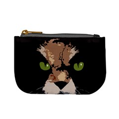 Cat  Mini Coin Purses by Valentinaart