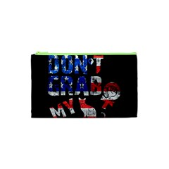 Dont Grab My Cosmetic Bag (xs) by Valentinaart
