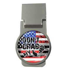 Dont Grab My Money Clips (round)  by Valentinaart