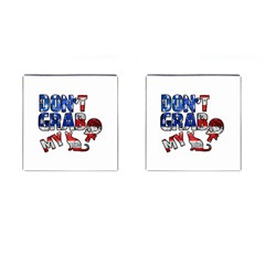 Dont Grab My Cufflinks (square) by Valentinaart
