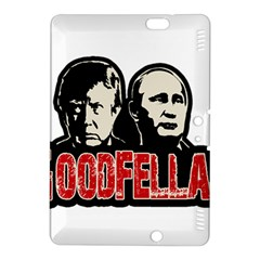 Goodfellas Putin And Trump Kindle Fire Hdx 8 9  Hardshell Case by Valentinaart