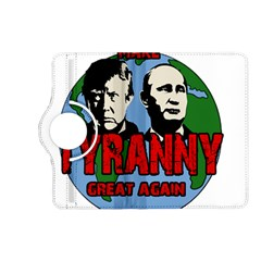 Make Tyranny Great Again Kindle Fire Hd (2013) Flip 360 Case by Valentinaart