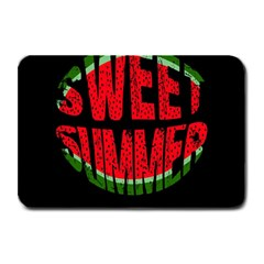 Watermelon   Sweet Summer Plate Mats by Valentinaart