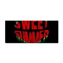 Watermelon   Sweet Summer Cosmetic Storage Cases by Valentinaart