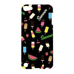 Summer Pattern Apple Ipod Touch 5 Hardshell Case by Valentinaart