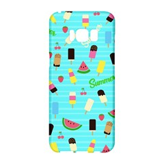 Summer Pattern Samsung Galaxy S8 Hardshell Case
