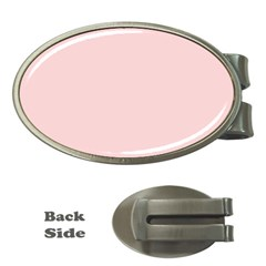 Blush Pink Money Clips (oval)  by SimplyColor
