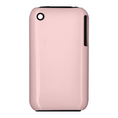 Blush Pink Iphone 3s/3gs by SimplyColor