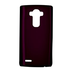 Black Cherry Solid Color Lg G4 Hardshell Case by SimplyColor