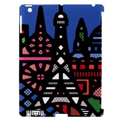 7 Wonders World Apple Ipad 3/4 Hardshell Case (compatible With Smart Cover) by Mariart