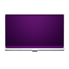 Board Purple Line Business Card Holders by Mariart