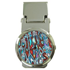 Dizzy Stone Wave Money Clip Watches by Mariart