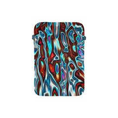 Dizzy Stone Wave Apple Ipad Mini Protective Soft Cases by Mariart
