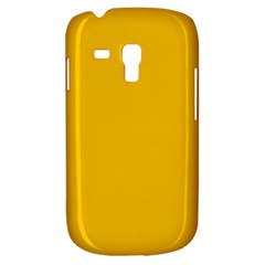 Amber Solid Color  Galaxy S3 Mini by SimplyColor
