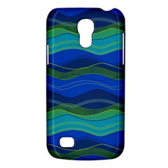 Geometric Line Wave Chevron Waves Novelty Galaxy S4 Mini by Mariart