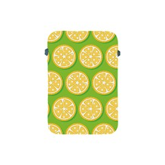 Lime Orange Yellow Green Fruit Apple Ipad Mini Protective Soft Cases by Mariart