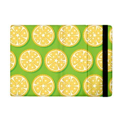 Lime Orange Yellow Green Fruit Ipad Mini 2 Flip Cases by Mariart