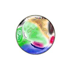 Mirror Light Hat Clip Ball Marker by Mariart