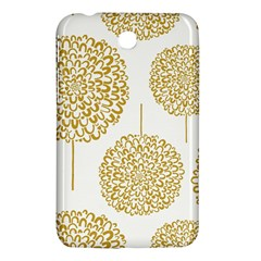 Loboloup Hydrangea Quote Floral And Botanical Flower Samsung Galaxy Tab 3 (7 ) P3200 Hardshell Case  by Mariart