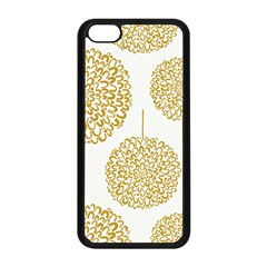 Loboloup Hydrangea Quote Floral And Botanical Flower Apple Iphone 5c Seamless Case (black) by Mariart