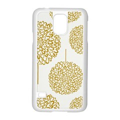 Loboloup Hydrangea Quote Floral And Botanical Flower Samsung Galaxy S5 Case (white) by Mariart