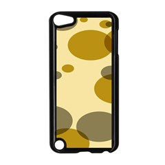 Polka Dots Apple Ipod Touch 5 Case (black) by Mariart