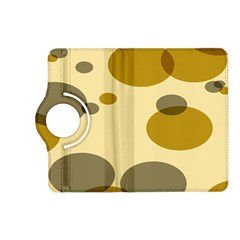 Polka Dots Kindle Fire Hd (2013) Flip 360 Case by Mariart