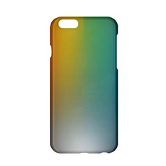 Rainbow Flag Simple Apple Iphone 6/6s Hardshell Case by Mariart